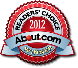Keenfit Voted #1 in 2012 by Reader's Choice Awards for Favorite Walking Poles!