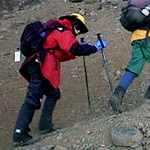 Using Hiking / Trekking Poles