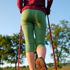 Using walking poles for Psychological Benefits research