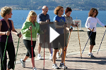 What makes the Keenfit Pole Walking System special?