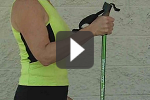 Setting your walking poles correctly is very important