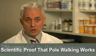 Have you ever wondered if Pole Walking really Works?